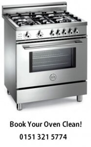 Book Your Oven Cleaning in Ormskirk