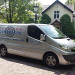 Premier Oven Clean Van