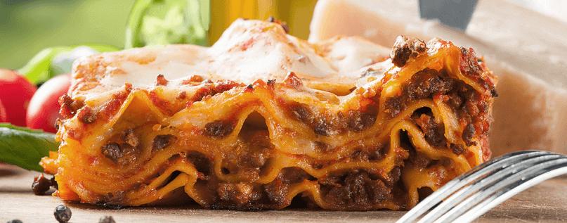 Clean Oven Lasagne