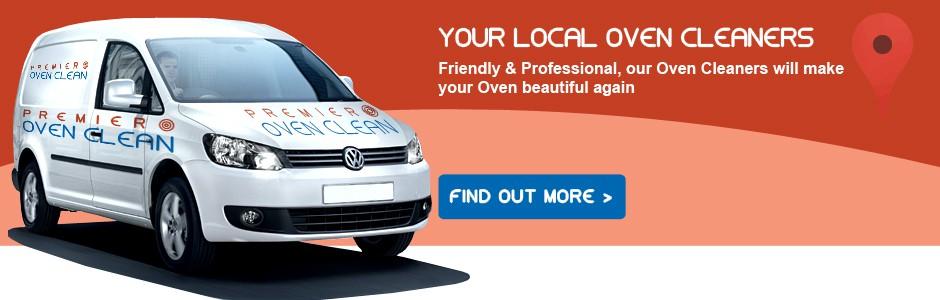 Premier Oven Clean banner